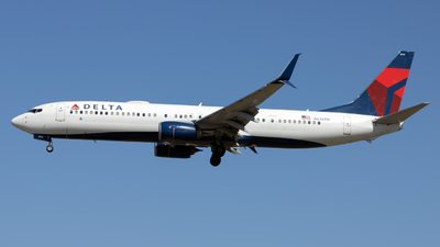 A picture of N836DN - Boeing 737932(ER) - Delta Air Lines - © Ethan M