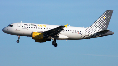 A picture of ECMIQ - Airbus A319112 - Vueling - © Hawkwind