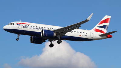 A picture of GTTNB - Airbus A320251N - British Airways - © Ferenc Kolos