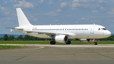 VQ-BAX - Airbus A320-214 - Untitled