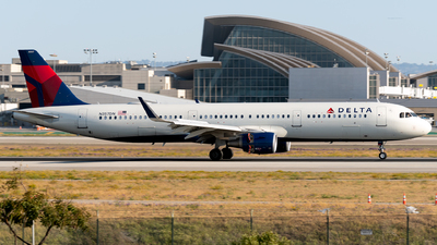 N357DN - Airbus A321-211 - Delta Air Lines