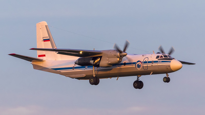 RF-26260 - Antonov An-26 - Russia - Federal Security Service