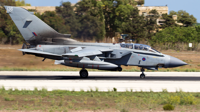 ZG779 - Panavia Tornado GR.4 - United Kingdom - Royal Air Force (RAF)