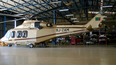 9J-ZAM - Agusta-Bell AB-139 - Zambia - Government