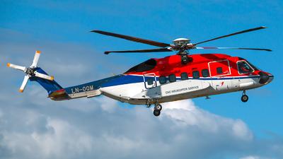 A picture of LNOQM - Sikorsky S92A - CHC Helikopter Service - © Zsolt Sarkozi