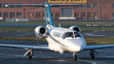 F-HEMI - Cessna 525A CitationJet CJ2 - VallJet