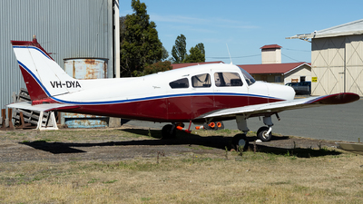 VH-DYA - Beechcraft A23-24 Musketeer Super III - Private