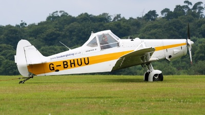 A picture of GBHUU - Piper PA25235 Pawnee - [258056035] - © David Cook