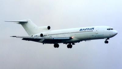 ZS-NOV - Boeing 727-230(Adv) - Safair