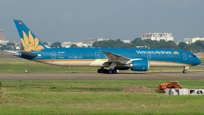 A picture of VNA863 - Boeing 7879 Dreamliner - Vietnam Airlines - © Cao Kim Do