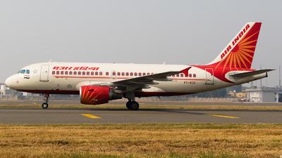 Vt Scg Airbus A319 112 Air India Flightradar24