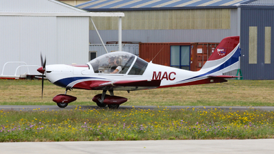 ZK-MAC - Evektor-Aerotechnik SportStar Plus - Pacific Pilot Training