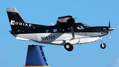 N167KF - Quest Aircraft Kodiak 100 - Quest Aircraft Company