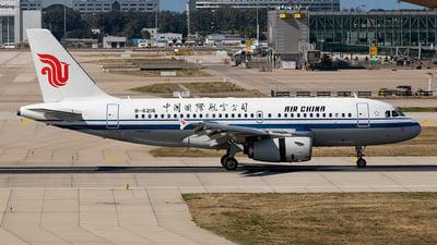 B-6216 - Airbus A319-131 - Air China
