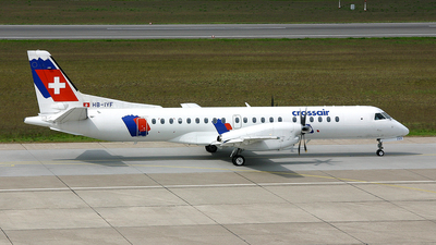 HB-IYF - Saab 2000 - Crossair