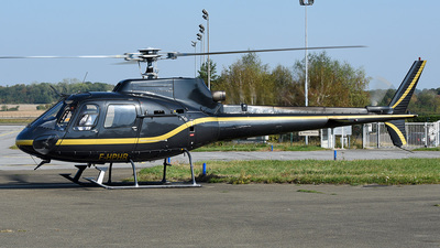 F-HPHR - Eurocopter AS 350BA Ecureuil - Private