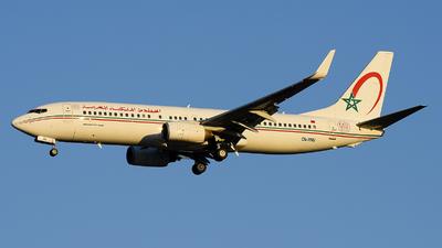 CN-RNU - Boeing 737-8B6 - Royal Air Maroc (RAM)