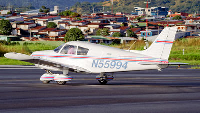 N55994 - Piper PA-28-140 Cherokee F - Private