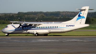 A picture of CGUSA - ATR 72202 -  - © Michael Eaton