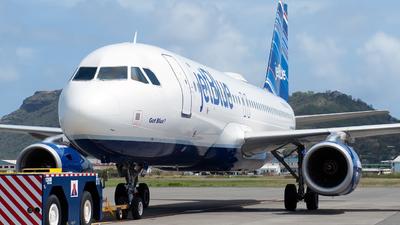 N804JB - Airbus A320-232 - jetBlue Airways