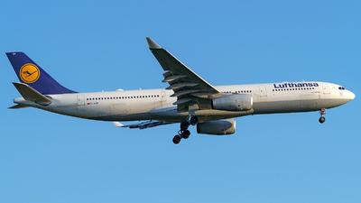 D-AIKM - Airbus A330-343 - Lufthansa