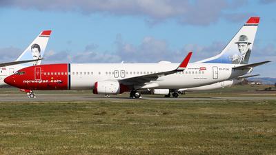 A picture of EIFVK - Boeing 7378JP - [42276] - © R.Rimestad