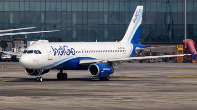 A picture of VTIEX - Airbus A320232 - IndiGo - © Aneesh Bapaye