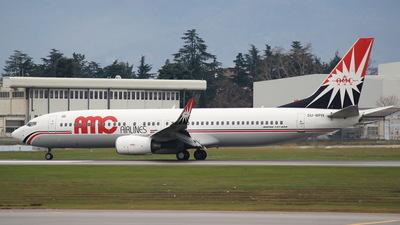 SU-BPH - Boeing 737-86N - AMC Airlines