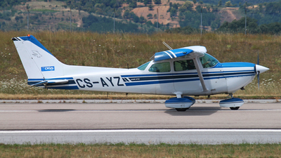 CS-AYZ - Cessna R172K Hawk XP II - Private