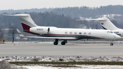N36GV - Gulfstream G-V - Private