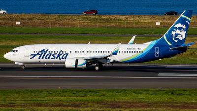 N524AS - Boeing 737-890 - Alaska Airlines