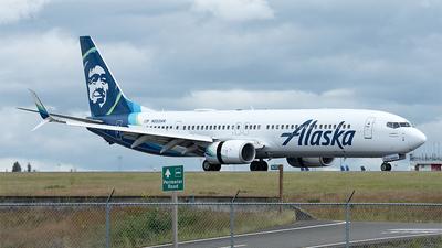 N253AK - Boeing 737-990ER - Alaska Airlines