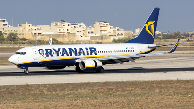 EI-DYN - Boeing 737-8AS - Ryanair