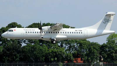 PK-TVM - ATR 72-212A(600) - Travira Air