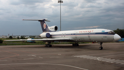 UP-T5404 - Tupolev Tu-154M - Sayakhat Airlines