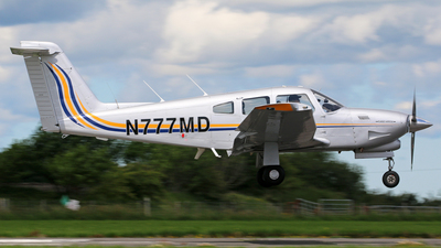 A picture of N777MD - Piper PA28RT201T - [28R8131117] - © Brian T Richards