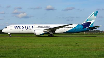 A picture of CGYRS - Boeing 7879 Dreamliner - WestJet - © R. Eikelenboom