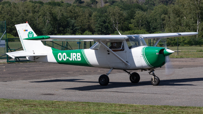 OO-JRB - Reims-Cessna F150J - Private