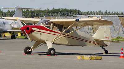 N831A - Piper PA-22-125 Tri-Pacer - Private