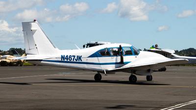 N467JK - Piper PA-23-250 Aztec D - Private