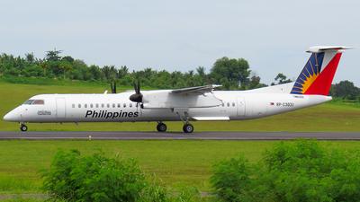 A picture of RPC3031 - De Havilland Canada Dash 8400 - Philippine Airlines - © Ryu Guji