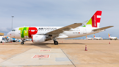 A picture of CSTTN - Airbus A319111 - TAP Air Portugal - © Carlos Miguel Seabra