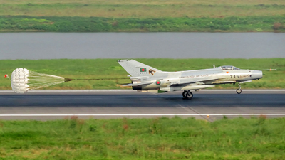 2716 - Chengdu F-7BGI - Bangladesh - Air Force