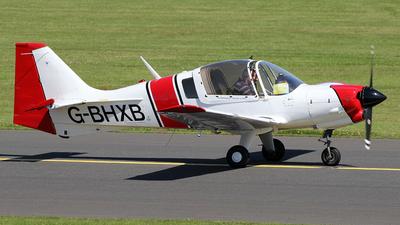 G-BHXB - Scottish Aviation Bulldog 120 - Private