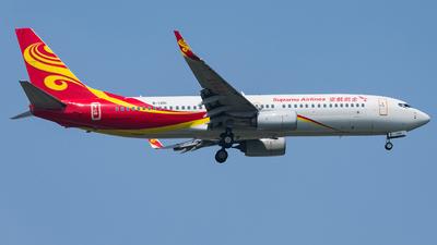 B-1391 - Boeing 737-84P - Suparna Airlines