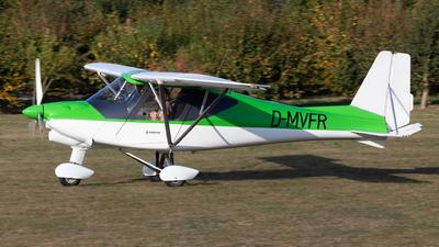 A picture of DMVFR - Ikarus C42 - [C420117] - © Jesse Vervoort