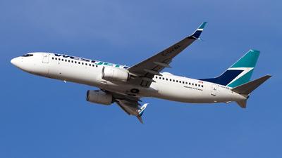 A picture of CGVWA - Boeing 7378CT - WestJet - © Jeremy D. Dando