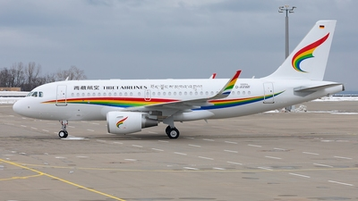 D-AVWF - Airbus A319-115 - Tibet Airlines