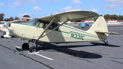 N331C - Stinson 108-2 - Private