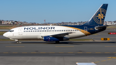 C-GNLA - Boeing 737-2L9(Adv) - Nolinor Aviation